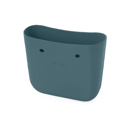 O bag mini body teal (blauwgroen)