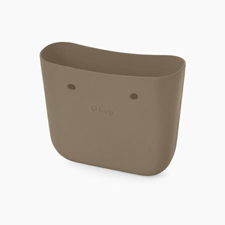 O bag mini body rock (lever/taupe)