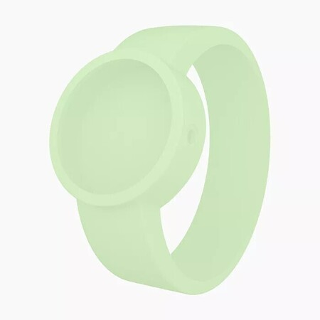 O clock strap light green
