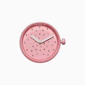 O clock dial crystal face powder