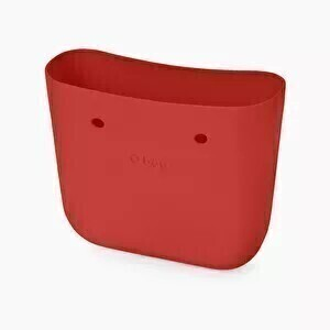 O bag classic body red (rood)