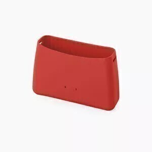 O bag glam body red (rood)