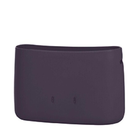 O bag pocket body dark violet (donkerpaars)